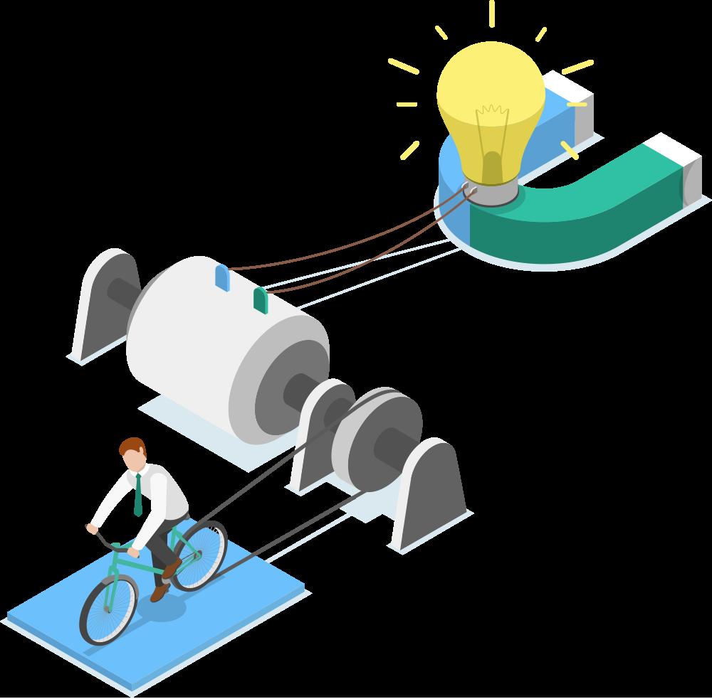 Avantage : déployez le management de l'énergie