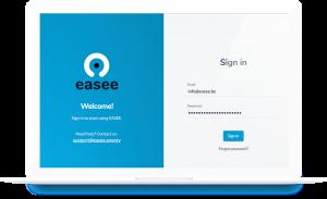 EASEE - Log In